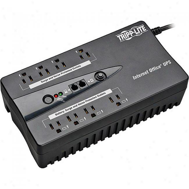 Tripp Lite 8-outlet Internet 600va/300-watt Office 600 Ups System