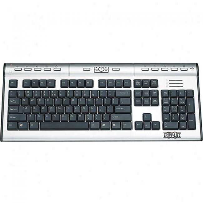 Tripp Lite Premier Office Keyboard With Enhanced Funtionality