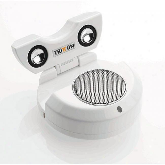 Tritfon Sound Bite Usb Portable 2.1 Speaker System