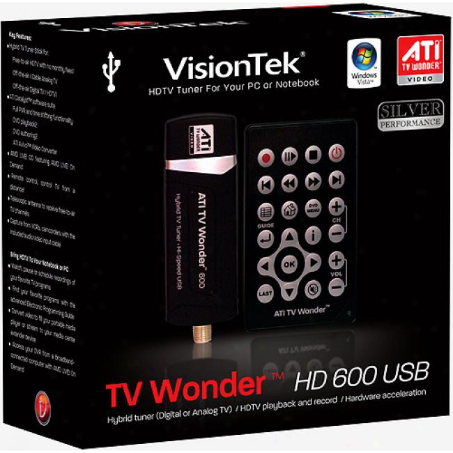 Tv Wonder 600 Usb Hybrid Hd Pvr Tuner