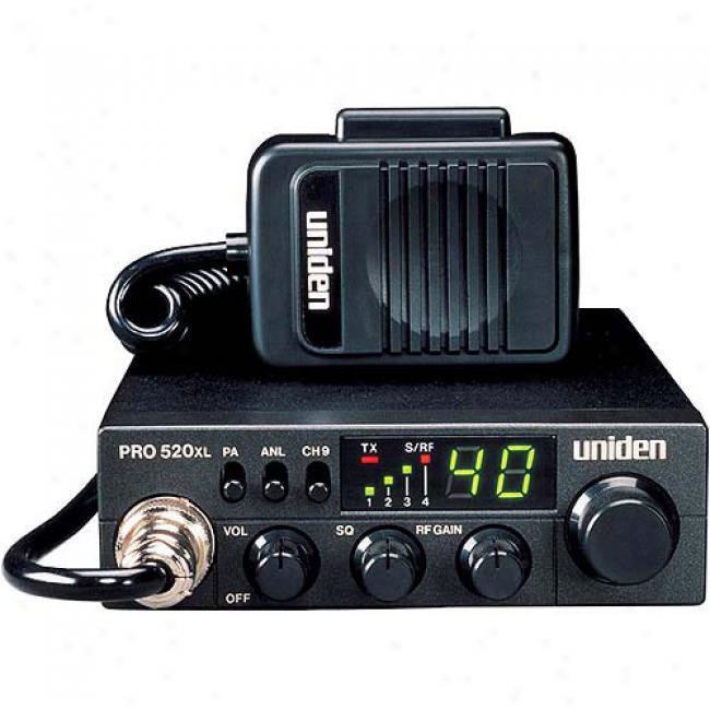 Uniden Compzct Professional Mobile Cb Radio