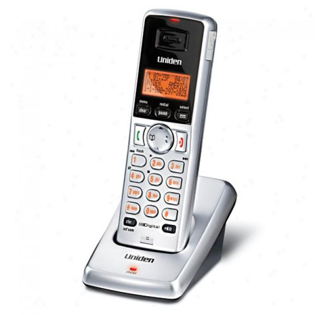 Uniden Cordless 5.8 Ghz Digital Handset For Tru9300 Series Phones, Tcx930