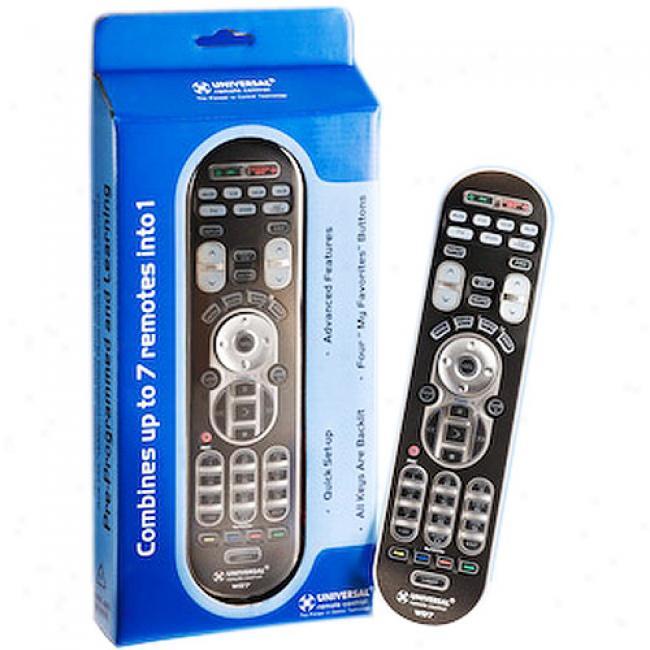Univ 7 Func Remote