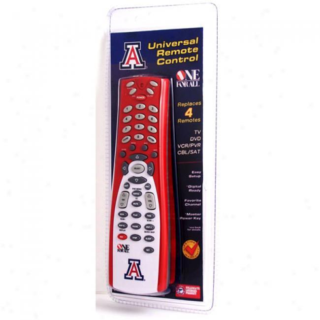 University Of Arizona Universal Remote Control