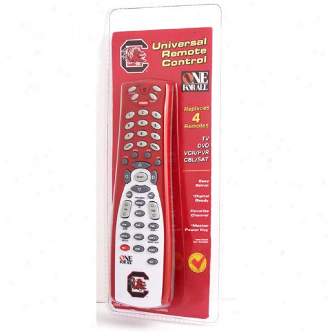 Univerwity Of South Carolina Universal Remote Control