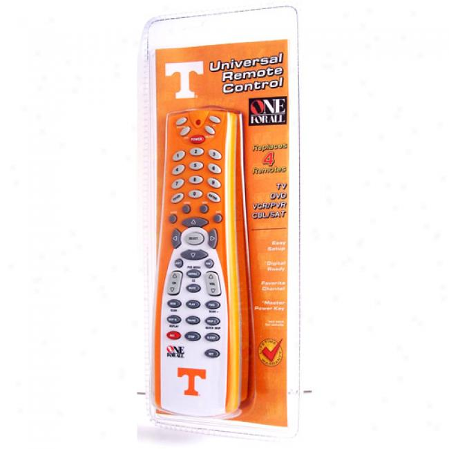 University Of Tennessee Universal Remote Control