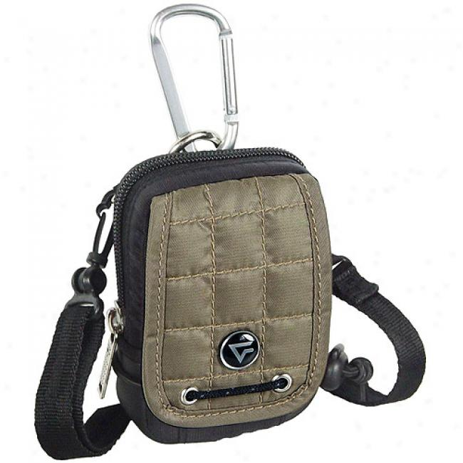 Vanguard Hawaii Series Compact Camera Pouch - Khaki