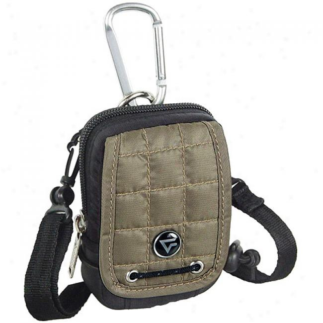 Vanguard Hawaii Series Ultra Compact Camera Pouch - Khaki