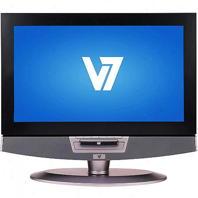 Venturer 26in Lcd Tv/dvd Combo With Built-in Digital Tuner