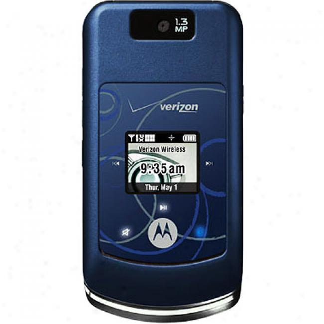 Verizon Impulse Motorola W755 Pre-paid Cell Phone