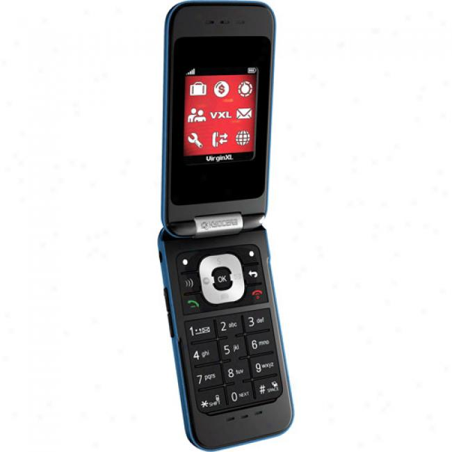 Virgin Mobile Tnt Flip Phone