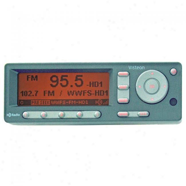Visteon Hd Radio Component Car Tuner Kit, Hdz300