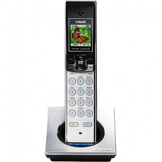 Vtech 5.8 Ghz Digital Add-on Handset For Ls5145/ls4146