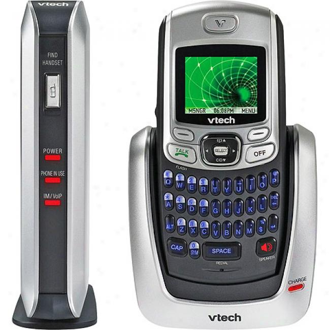 Vtech Dect 6.0 Cordless Phone W/ Instant Messaging Capability