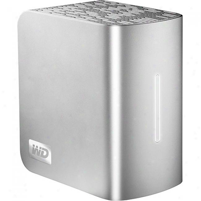 Western Digital 1tb My Book Studio Edition Ii Externap Laboriously Drive