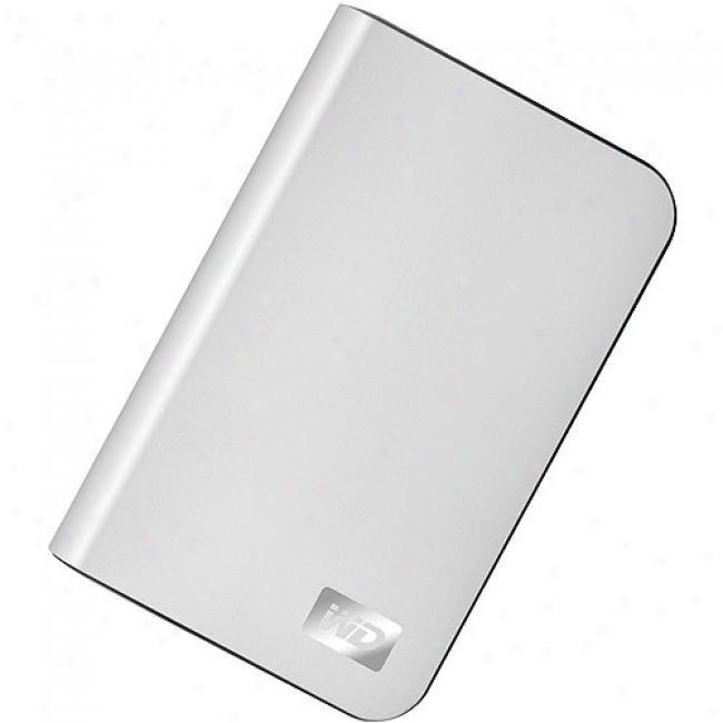 Western Digital 320gb My Passport Studio Turbo Portable External Hard Drive