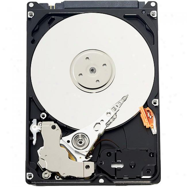 Western Digital 320gb Wd Scrpio Blue Sara Laptop Pc Internal Hard Drive
