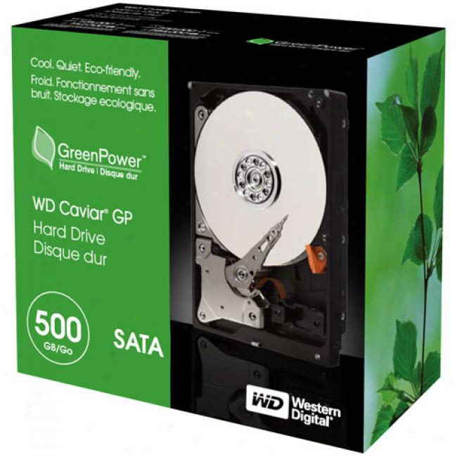 Western Digital 500gb Internal Sata Hard Drive