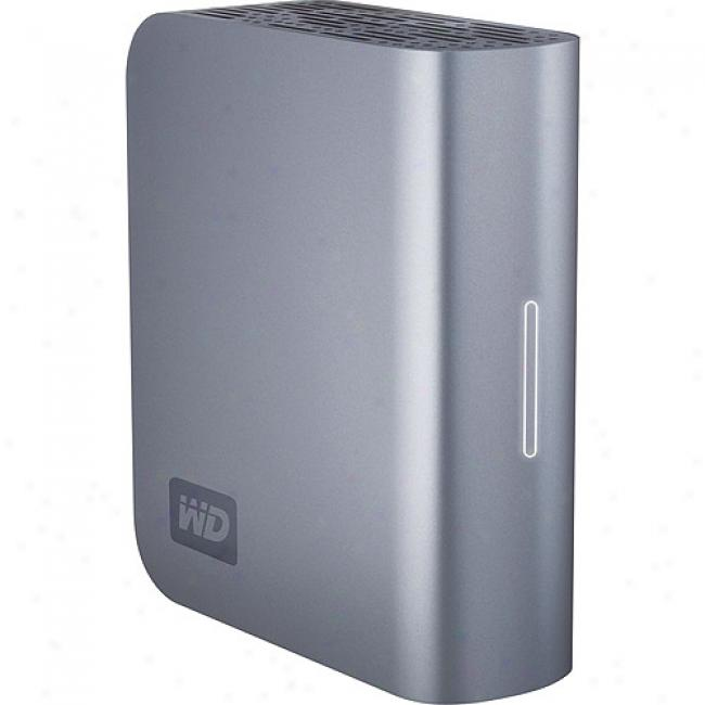Western Digital 500gb My Book Office Edition Visible Hard Drive