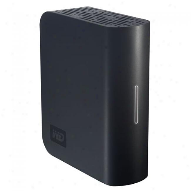 Western Digital 750gb My Book Home Edition 3.5