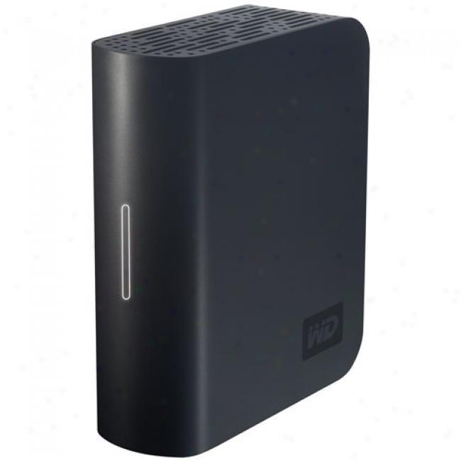 Western Digital Wdh1cs3200n 320gb My Book Home Edition External Usb/firewire & Esata Hard Drive -energy Heavenly body Compliant