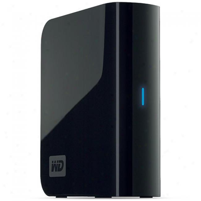 Western Digital Wdh1u1600n 160gb My Book Volatile Edition 2.0 Hard Drive -energy Star Compliant