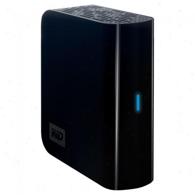 Western Digital Wdh1u7500n 750gb My Book Essential Edition Usb Externl Hard Drive
