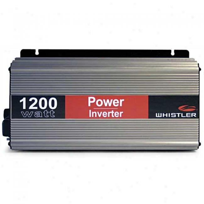 Whistler 1200-watt Power Inverter