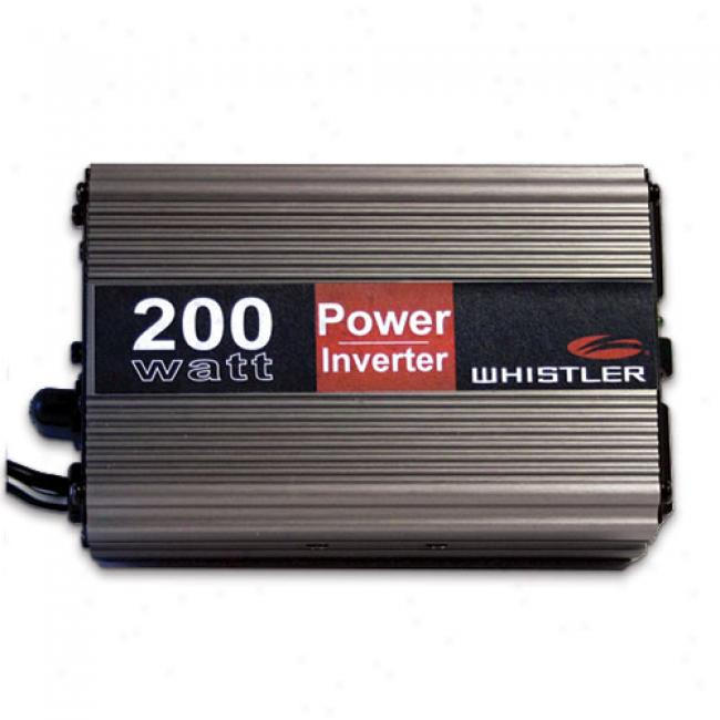 Whistler 200-wwatt Power Inverter