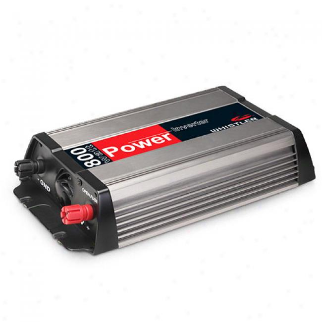 Whistler 800-watt Power Inverter
