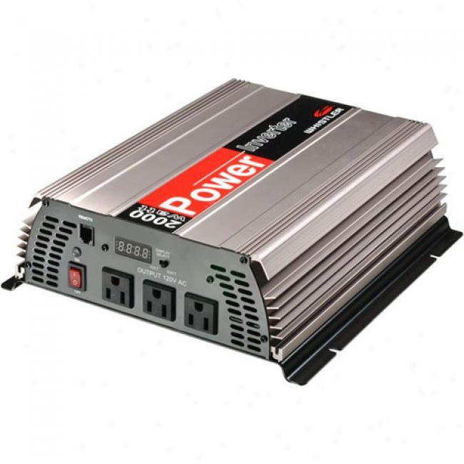 Whistler - Dc To Ac Power Inverter, Pi-2000w