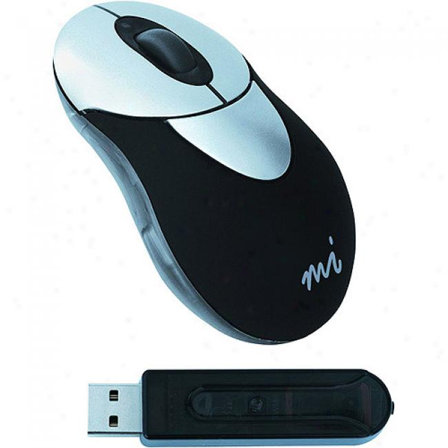 Wireless Optical Travel Mouse