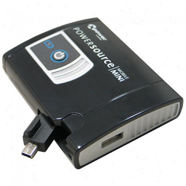 Xantrex - Powersource Mobile Mini Power Source