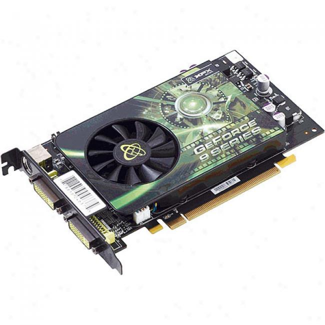 Xfx Geforce 9500 Gt 512mb Pci-e Viddeo Card