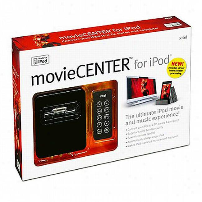 Xitel Moviecenter For Ipod