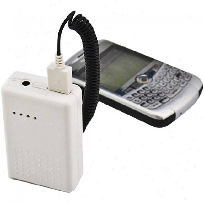 Zap! Charger For Cell Phones, Camcorders, Portable Dvd Players And Psp, R12