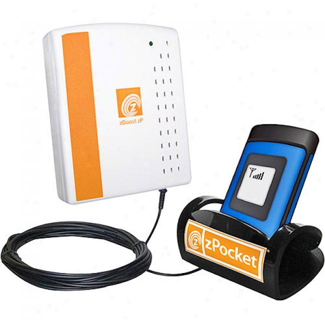 Zboost Professional Rf Signal Meter For Installers