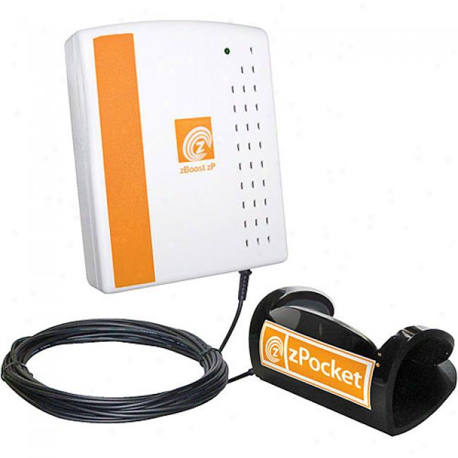 Zboost Zpocket Cell Phone Signal Boosger For Single User