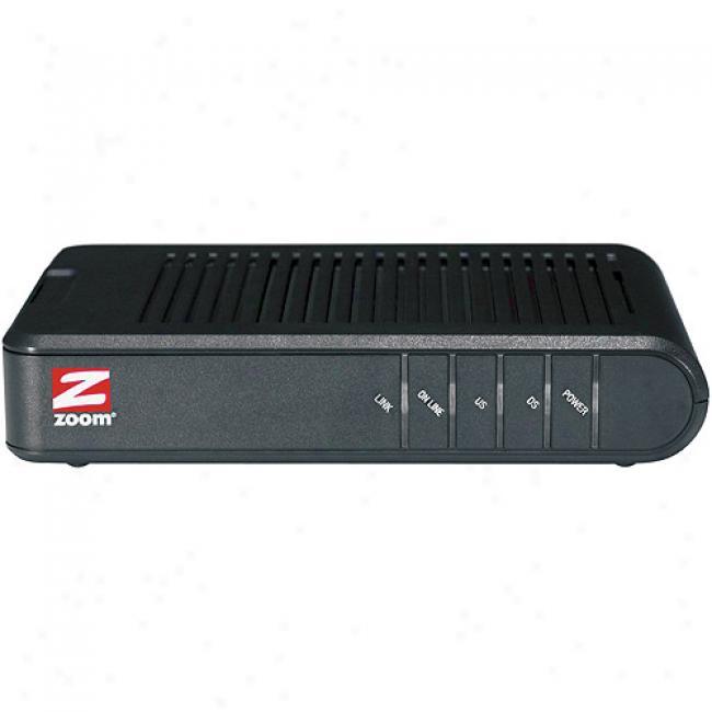 Zoom Technologies Cable Modem External Usb/ethernet