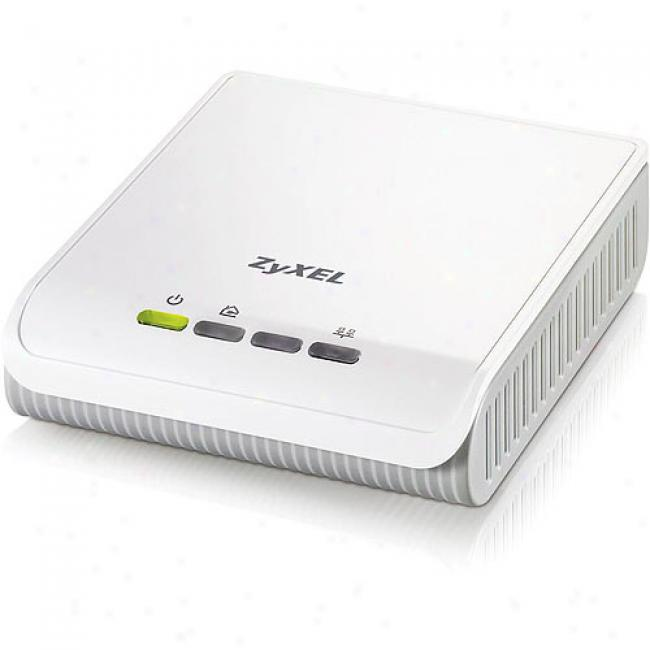 Zyxel Homeplug A/v Powerline Ethernet Adapter
