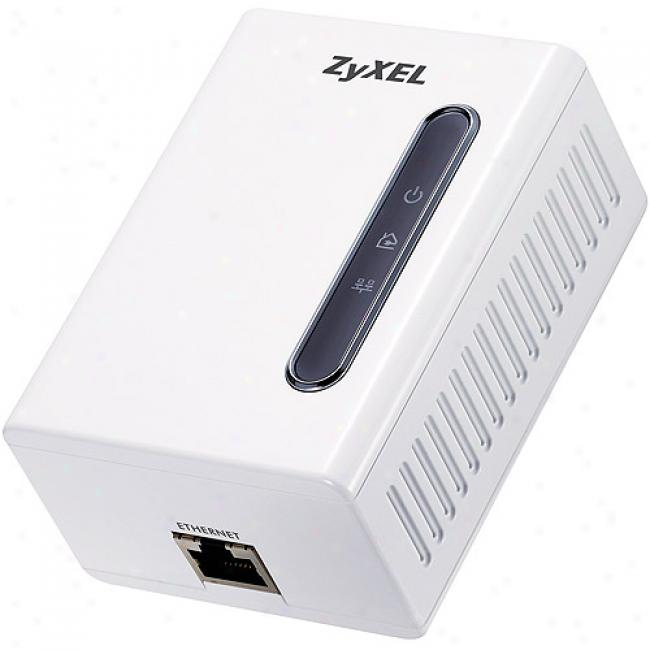 Zyxel Homeplug A/v Powerline Network Adapter