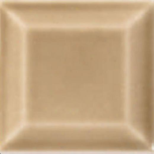 Adex Usa Hampton Beveled 3 X 3 Taupe Tile & Stone