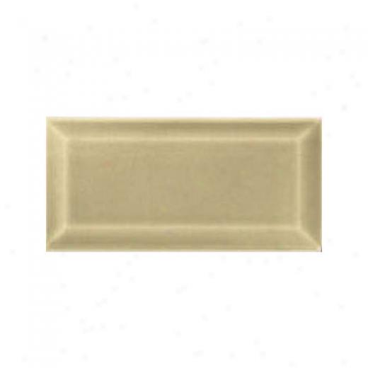 Adex Usa Hampton Beveled 3 X 6 Olive Tile & Stone