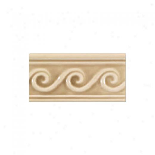 Adex Usa Hampton Listello Wqvves 3 X 6 Taupe Tile & Stone