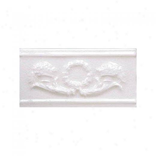 Adex Usa Hampton Lietello Renaissancw 3 X 6 White Tile & Stone