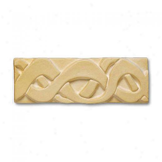 Adex Usa Natural Ribbon Listello Yellow 2 Tile & Stone