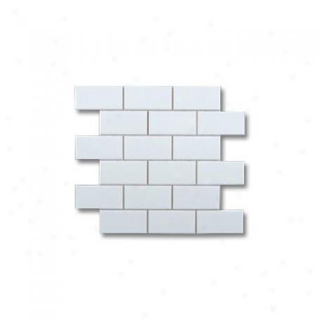 AdexU sa Neri Mesh Mosaics White Tile & Stone