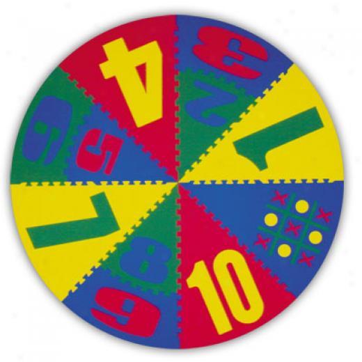 Alessco, Inc. Hop-a-round Hop A Round Tile Set Rubber
