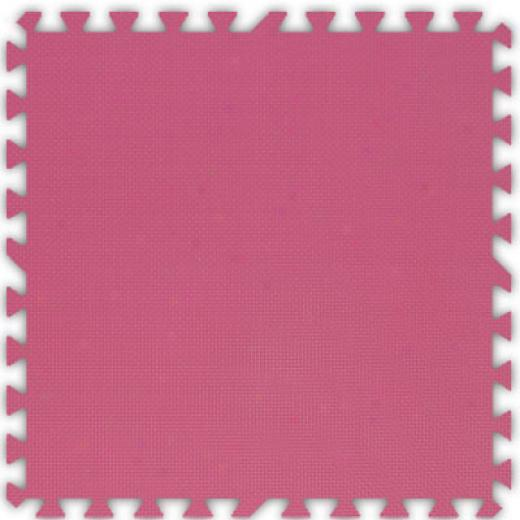 Alessco, Inc. Soft Floors Pink Inside Rubber