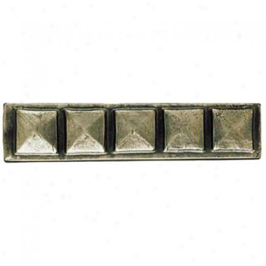 Alfagres Metalics Borders Border Bronze Pyramidal Cm000206